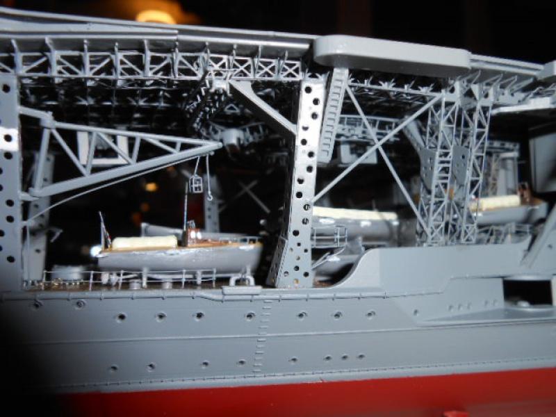 PA AKAGI 1/350 de chez Hasegawa PE + pont en bois par Lionel45 - Page 3 917875viii025