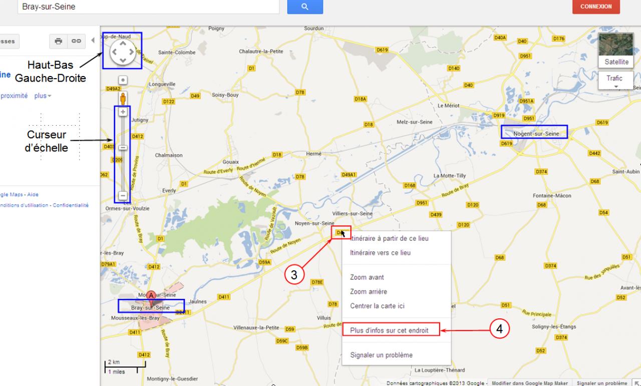 Tutoriel concernant Google Maps / Google Earth (outils de cartographie...) 918365TutoGoogleMaps4