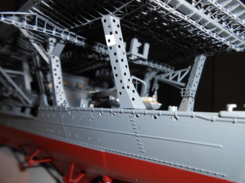 PA AKAGI 1/350 de chez Hasegawa PE + pont en bois par Lionel45 - Page 3 919372pontakagi036