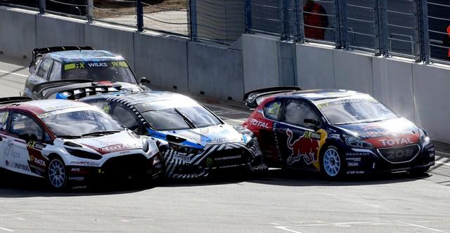 Rallycross - Sébastien Loeb remporte sa première victoire au volant de la PEUGEOT 208 WRX ! 919494wrx201610010099