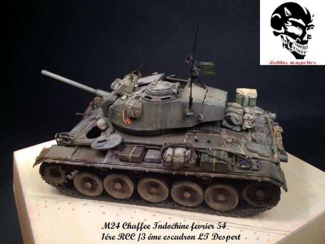 M24 Chaffee light tank, AFV Club 1/35 - Page 3 919733IMG3648