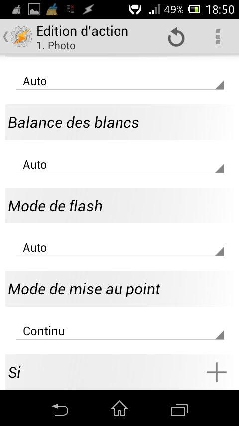 [APP] Tasker : Personnaliser et automatiser des tâches sous Android [Trial/Payant] - Page 12 919817capturetasker4