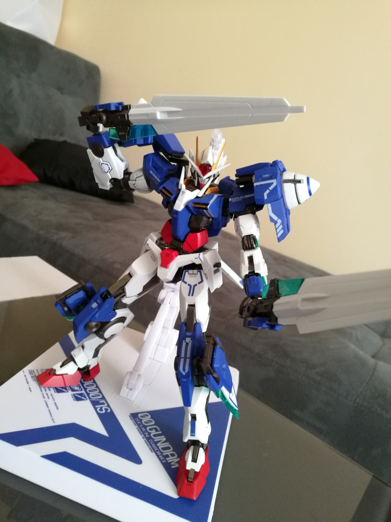 [REVIEW] Gundam 00 Seven Sword Metal Build MC Club..entre larmes,decadence et F5. 919820IMG20161030143321
