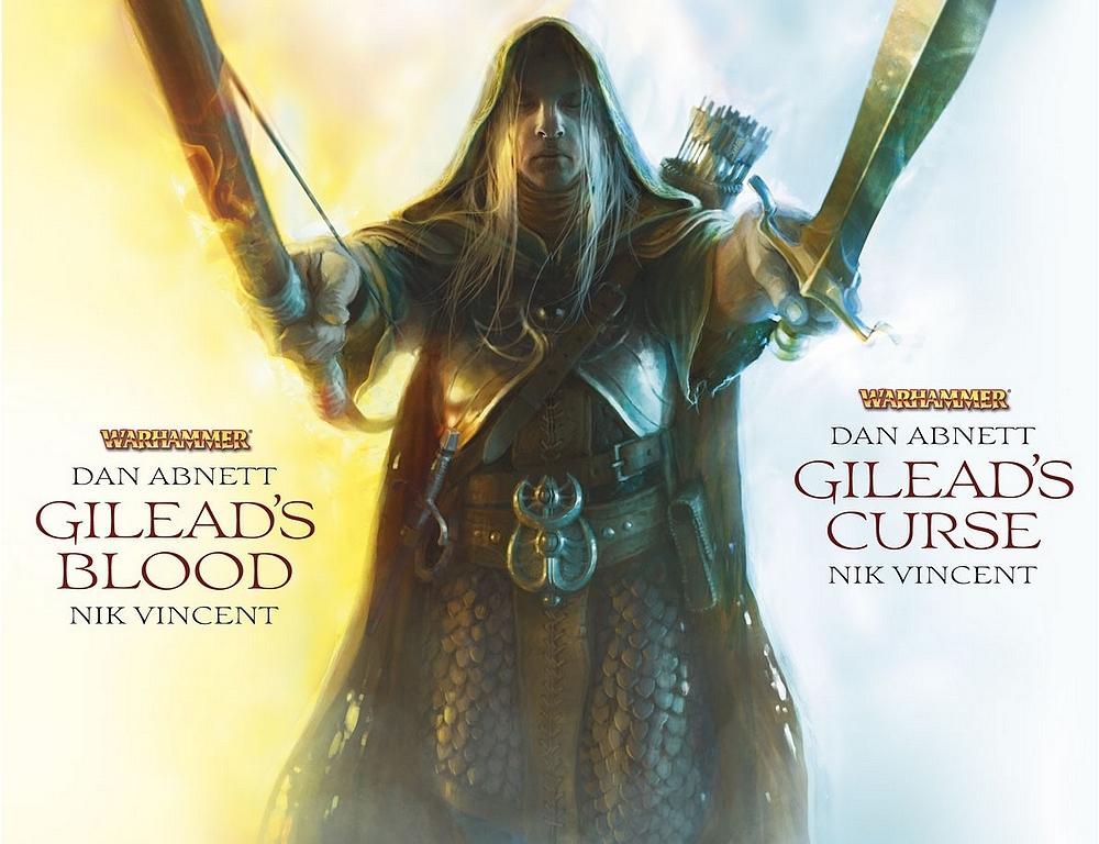 Gilead's Curse & Gilead's Blood by Nik Vincent & Dan Abnett 920058Gileadsbooks1000