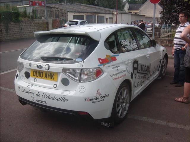 30è Rallye Tessy sur Vire  - Gouvets (vérifications techniques) 920130Sep03260