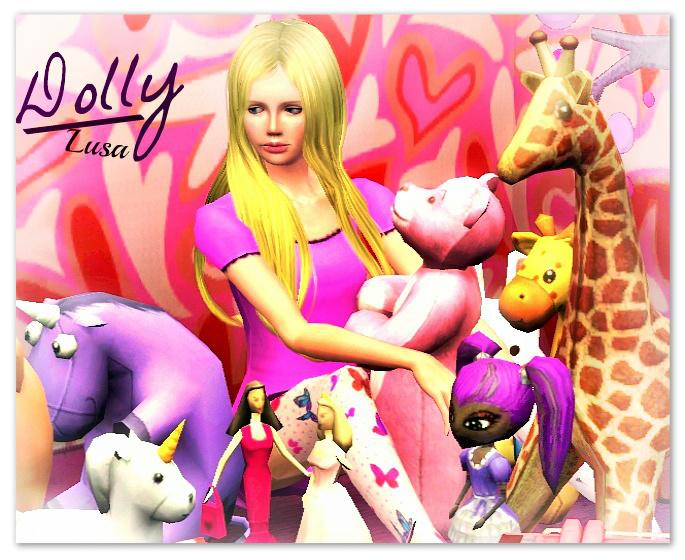 La Galerie de Lusa 920393DollyLusa