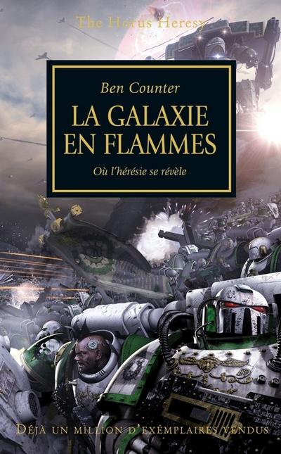 L'Hérésie d'Horus en français (Black Library France) 920553frgalaxyinflames
