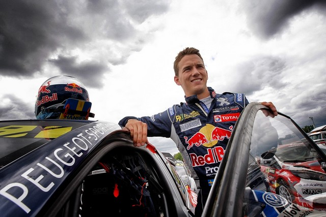Rallycross : La PEUGEOT 208 WRX et le Team Peugeot Hansen triomphent au Canada ! 920590wrx20150807068
