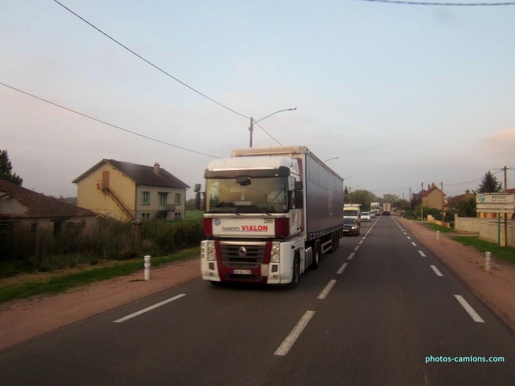 Transports J Vialon (La Fouillouse, 42) - Page 2 921929photoscamions26X201292Copier