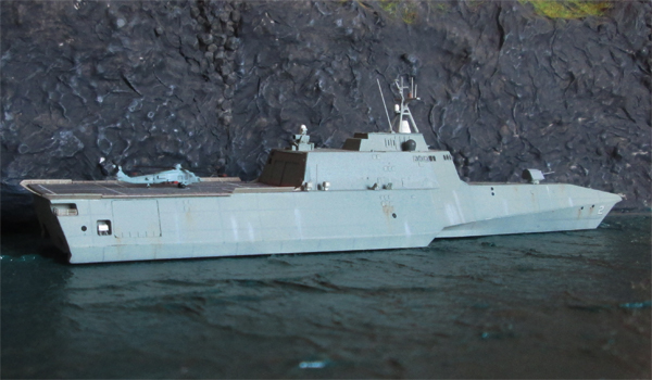 USS Independence (LCS-2)  1/700 921935IMG0520