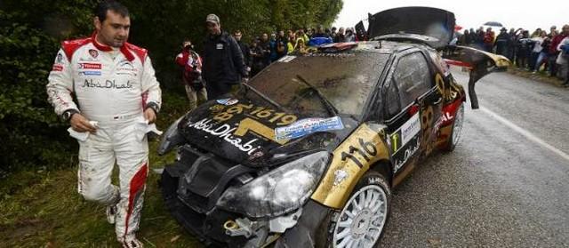 WRC Rallye de France/Alsace 2013 : (jour-4) Victoire Sébastien Ogier 9223722013Rallyedefrancesortieloeb12