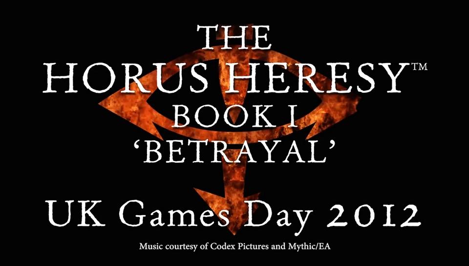 "Forge World : Horus Heresy Book I ""Betrayal"" 923019HorusHeresyFW6"