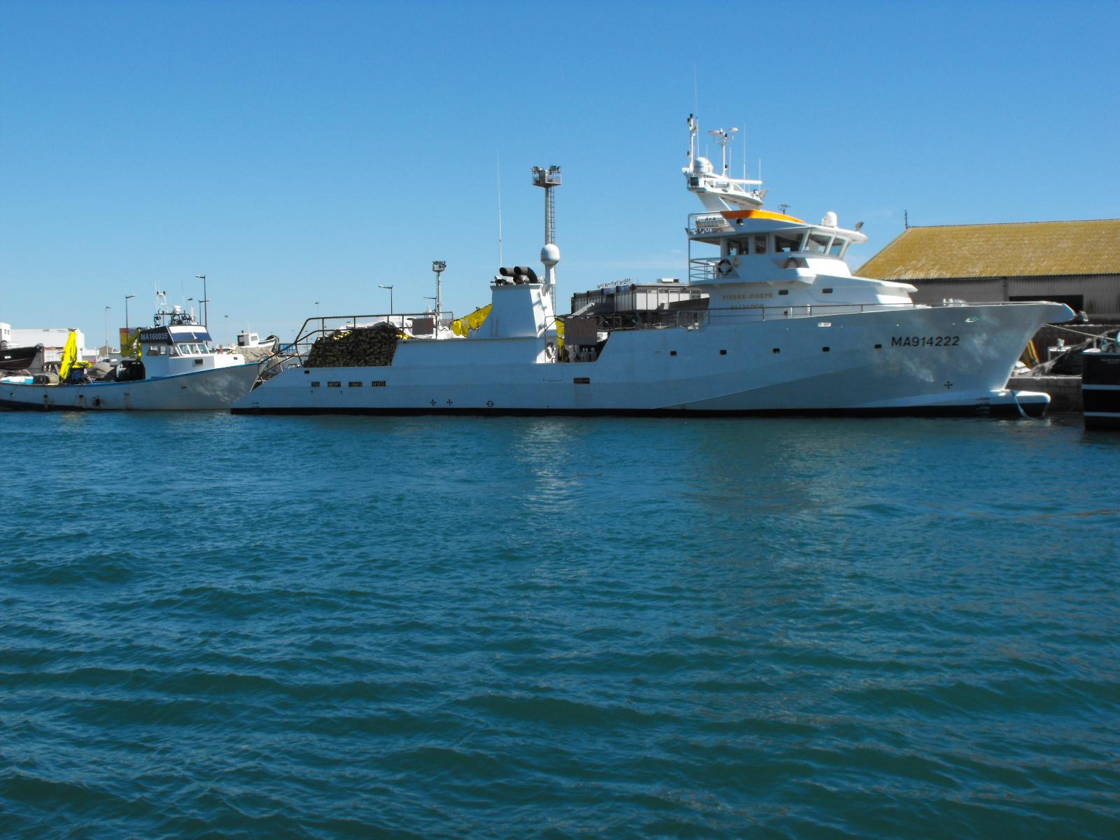[Autres sujets non Marine] Le port de Sète 92310520160215Ste20160049