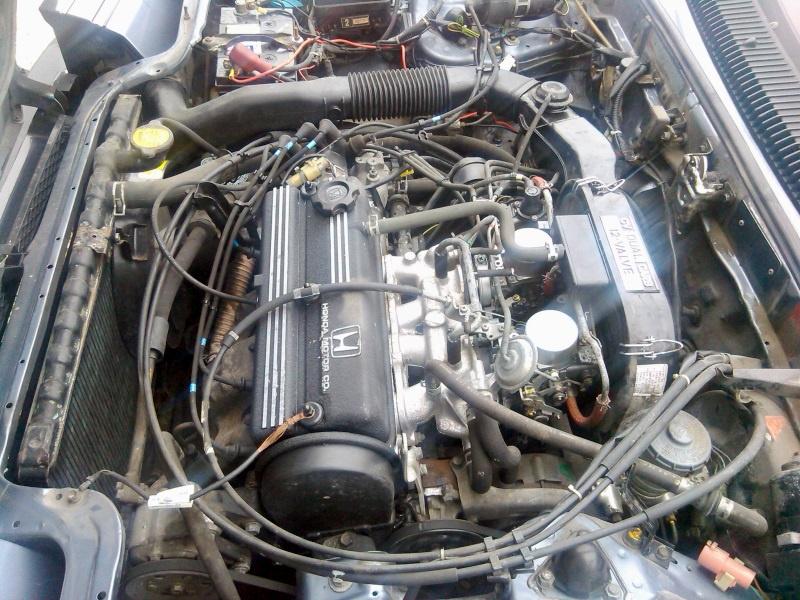 cède honda prelude 2G 1.8L deux carburateurs bva 923142IMG20140202131848
