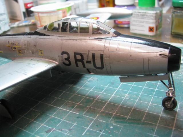 DUO: F-104N (NASA) + F-104G (BAF) Hazegawa 1/48  - Page 2 923418IMG7210