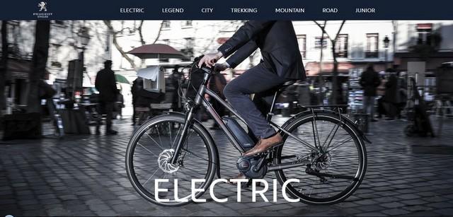 PEUGEOT Cycles lance son nouveau site web 923587Universelectrique