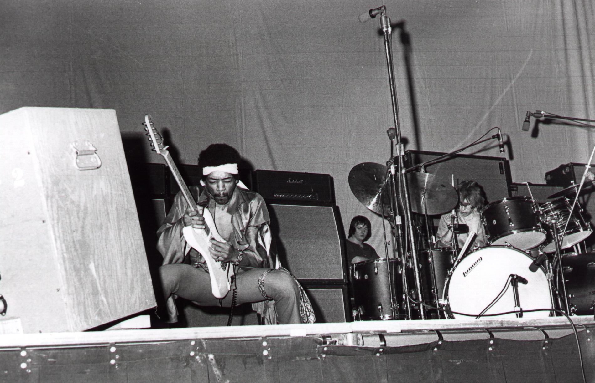 Detroit (Cobo Arena) : 2 mai 1969  923649160o