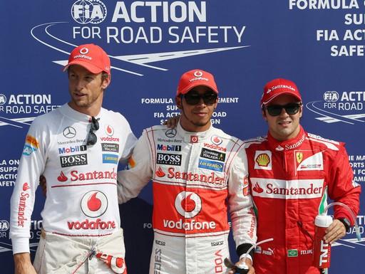 F1 GP d'Italie 2012:(essais libres-1-2-3-Qualifications) 9236562012JensonButtonLewisHamiltonFelipeMassa