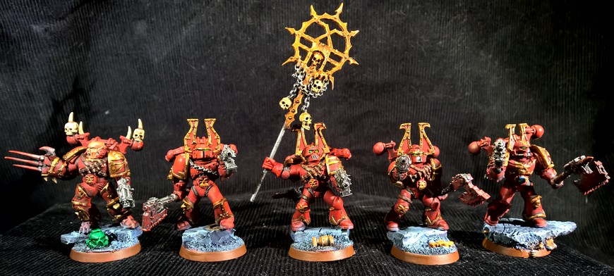 World Eaters -Les Bloodcrusher arrivent !!!! 924019Khorne8