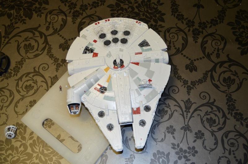 millenium falcon de bandai 924143DSC0013
