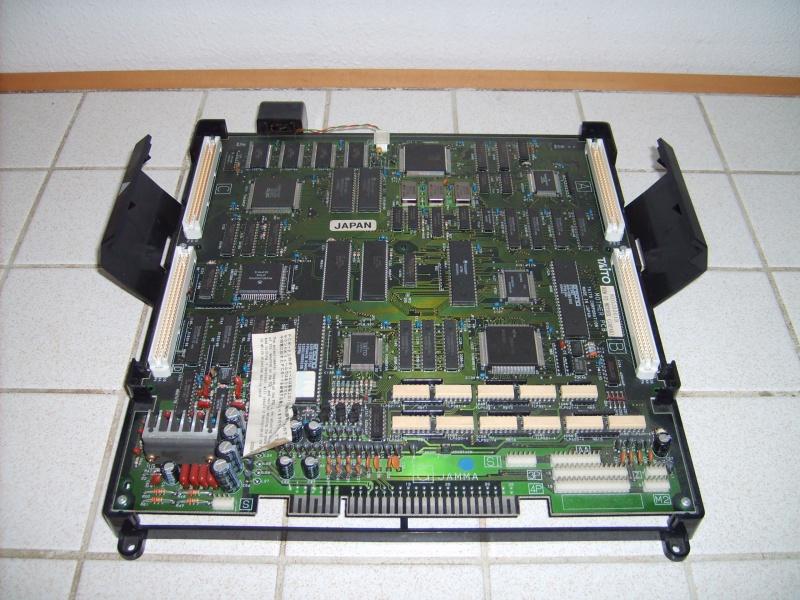 [VDS] Taito F3 Package System Jap avec 2 jeux, Puzzle Bobble 924633Cartemre