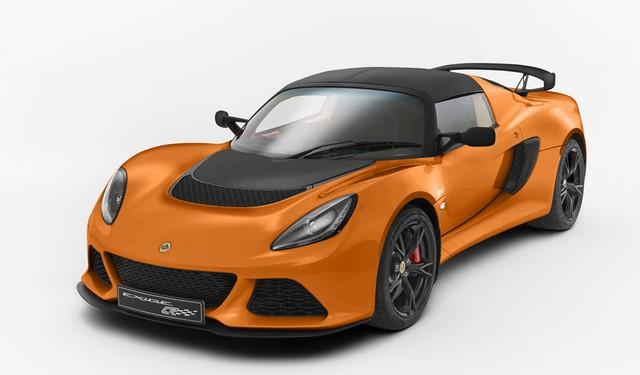 Lotus a présenté la nouvelle Exige S Club Racer 924773LotusExigeSClubRacer
