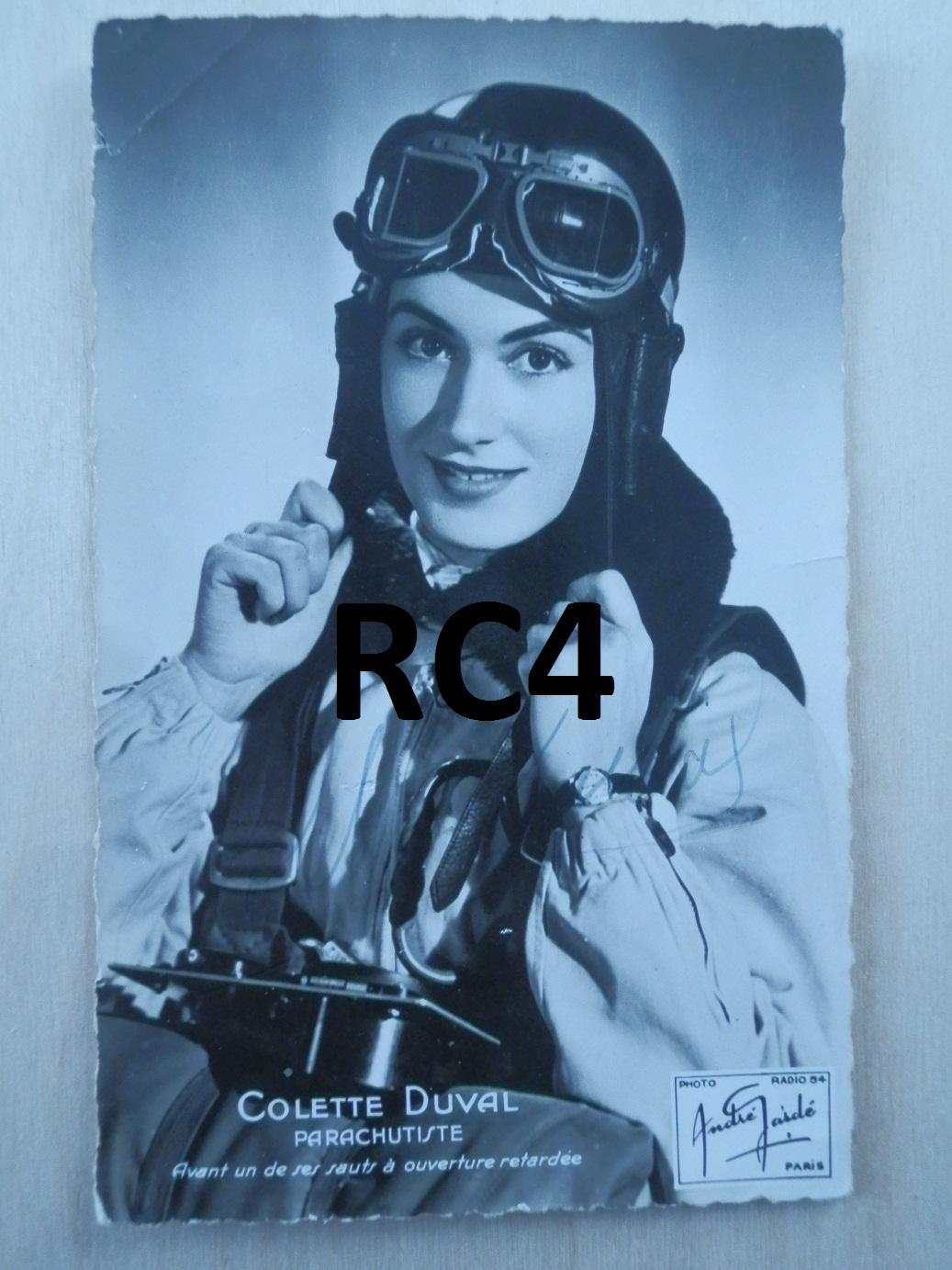 Colette Duval, histoire d'un ancien record ! 924837P7230530Copie
