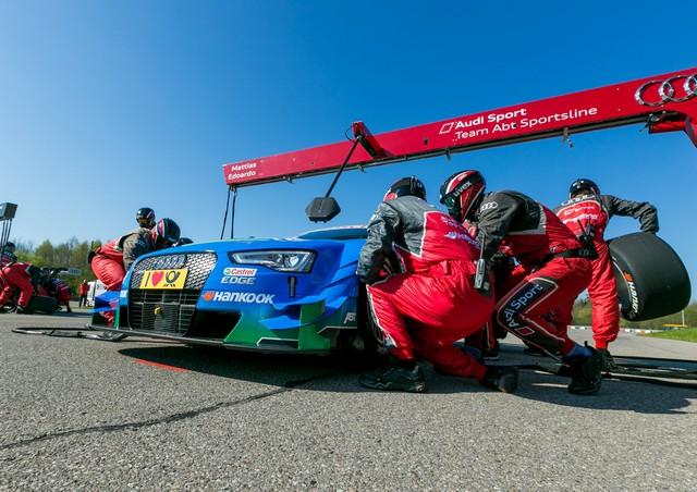 Les équipes Audi Sport sont prêtes pour l'ouverture de la saison de DTM 924839A163167medium