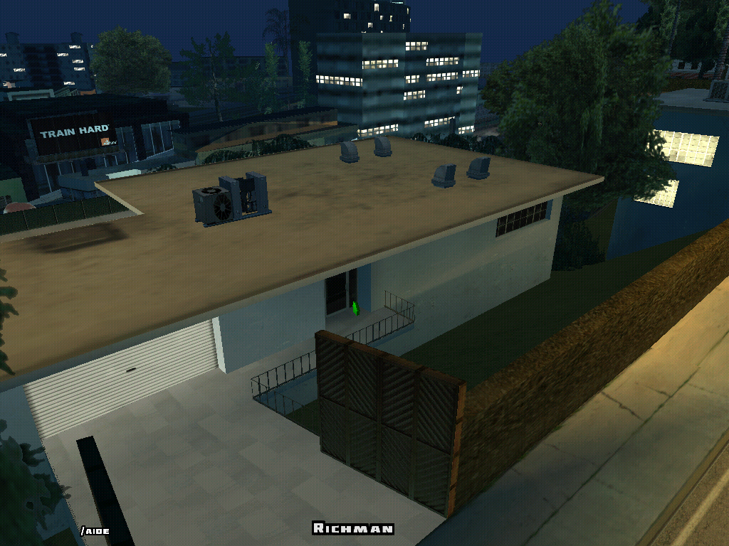[VENDU] 181 Richman, avec un garage à coté ,équipée ..75o'ooo$ 926536samp112