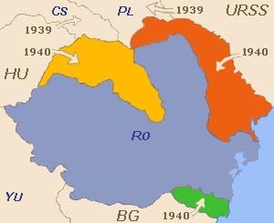 LFC : 16 Juin 1940, un autre destin pour la France (Inspiré de la FTL) 926795Romanias1940lostterritories