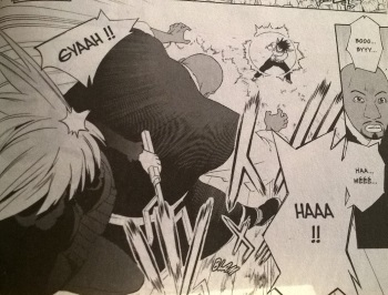 [ARTICLE][TOP 5] Les Mangas/Animes les plus drôles 927738CTCqc7yWIAAIYLj