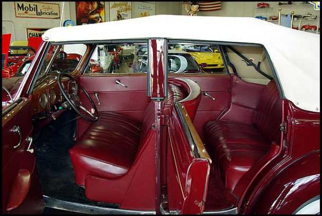 Ford '37.La Beatnikmobile du Gendarme en balade. 927848FL01111022983