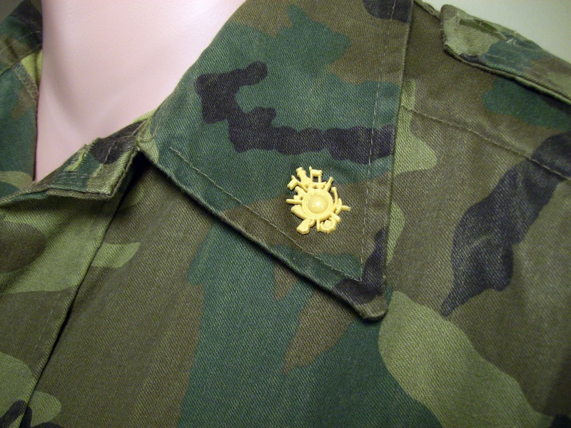 Spanish soldier woodland camo display 928678cff27