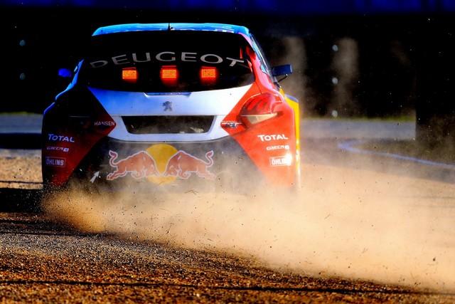 Rallycross - Sébastien Loeb remporte sa première victoire au volant de la PEUGEOT 208 WRX ! 929435wrx201610010053