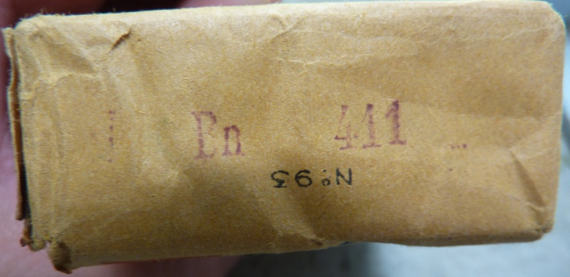 Paquet de cigarettes troupe variante inconnue 929601P1010928