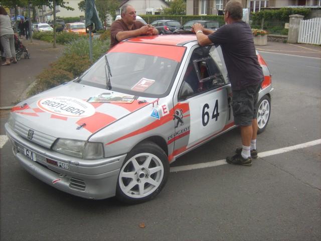31è Rallye Tessy sur Vire Gouvets 2012 (vérifications techniques)  929791Sep01807