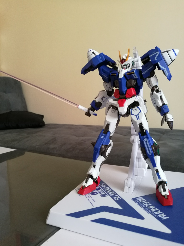 [REVIEW] Gundam 00 Seven Sword Metal Build MC Club..entre larmes,decadence et F5. 929998IMG20161030150033