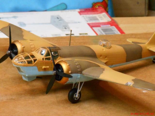 Bristol BLENHEIM MK IV      . kit Airfix  de 1968. 930097DSCN7844Copier