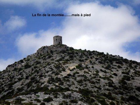 La Tour de Tautavel en KLE 930185SDC14585
