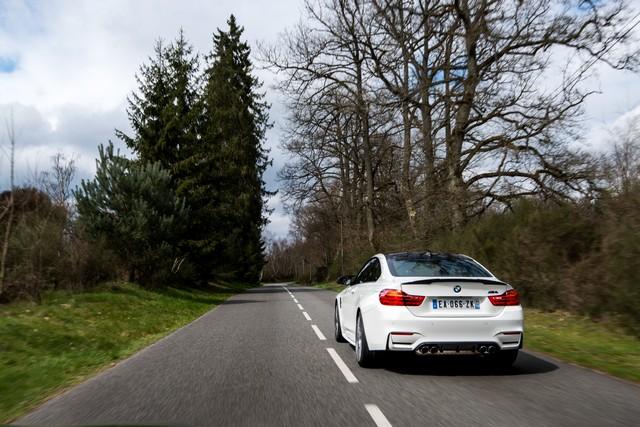 BMW M4 Coupé Tour Auto Edition : une édition française ultra limitée pour célébrer le rallye emblématique. 930521P90215102highResbmwm4coupetourau