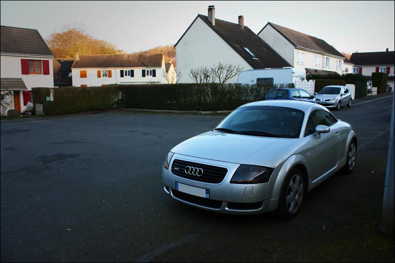 Zurma's mobile : Audi TT 225 Quattro. 9312607418