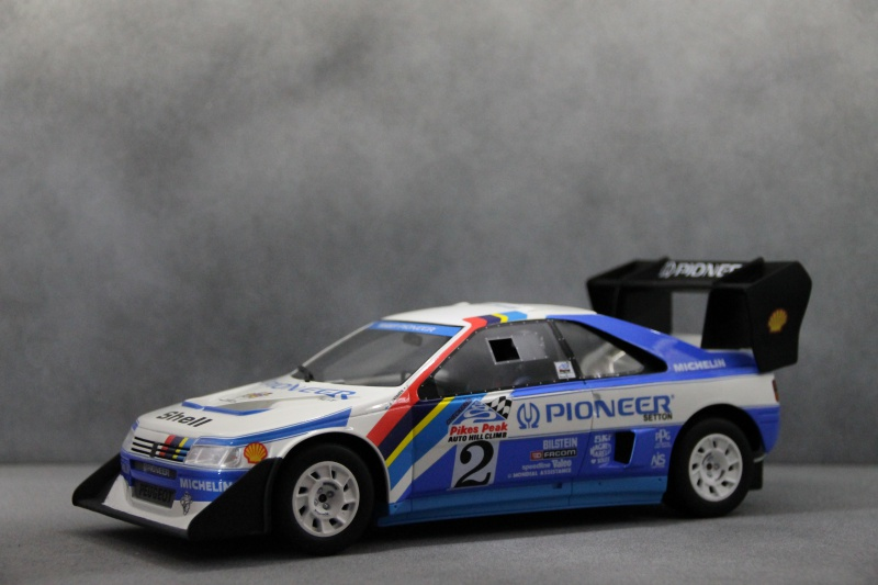 [rallyegtiman] collection !!!!! mise a jour au 19/05/2015 - Page 2 931283peugeot405t16pikespeak