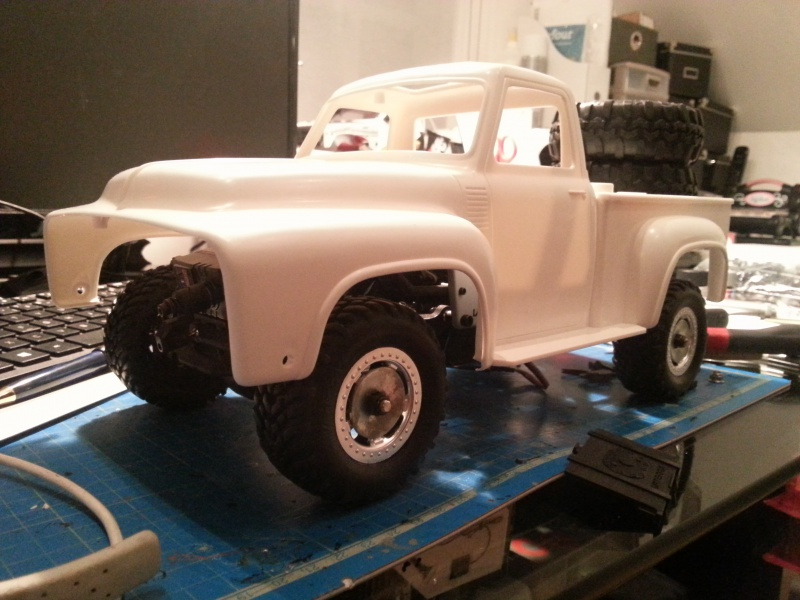 Ford 100 scale 93167320150226230125