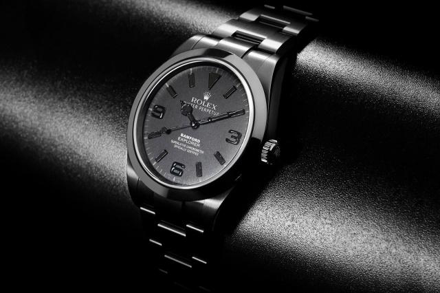 Recherche une montre: avis de connaisseurs désiré! - Page 2 931677bamfordwatchdepartmentallblackdialexploreri1