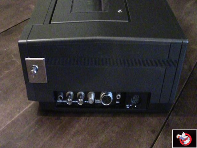 Caméra Panasonic PK-750 et VCR Portable NV-8410 93396219