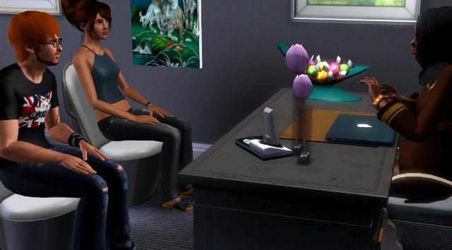 """[Terminé] Sims Histoires de Jobs """"Au bureau"""" - Page 20 934131Screenshot24"""