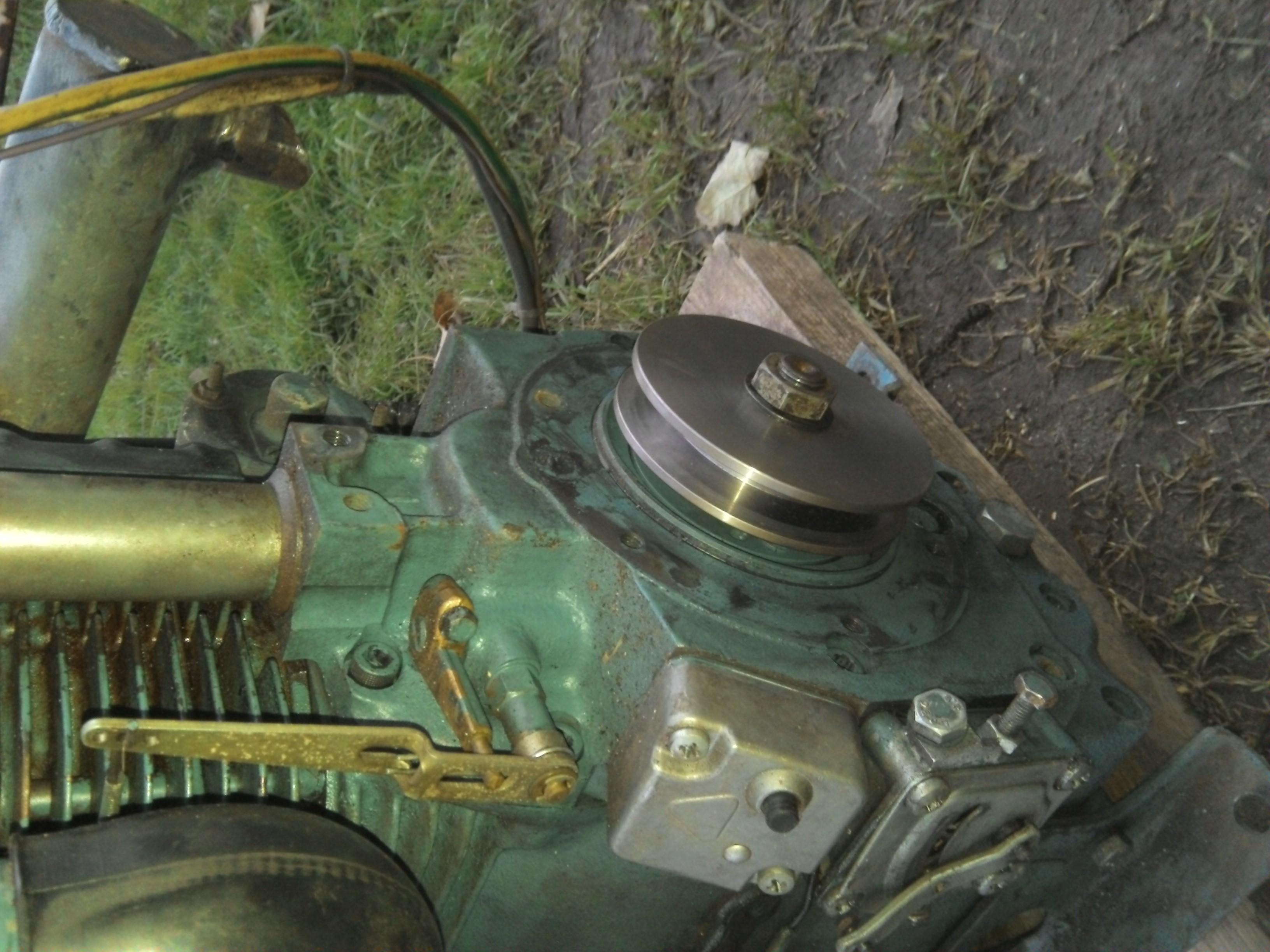 Restauration micro tracteur motostandard 1017 934139IMG20131123170027