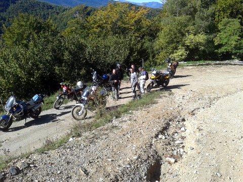 Gros trail et ++ en balade  à Axat , samedi 4 Octobre - Page 2 93465120141004120214