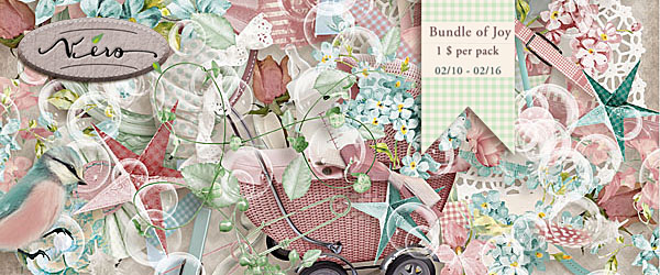 Véro - MAJ 02/03/17 - Spring has sprung ...  - $1 per pack  - Page 7 934844Bannire600
