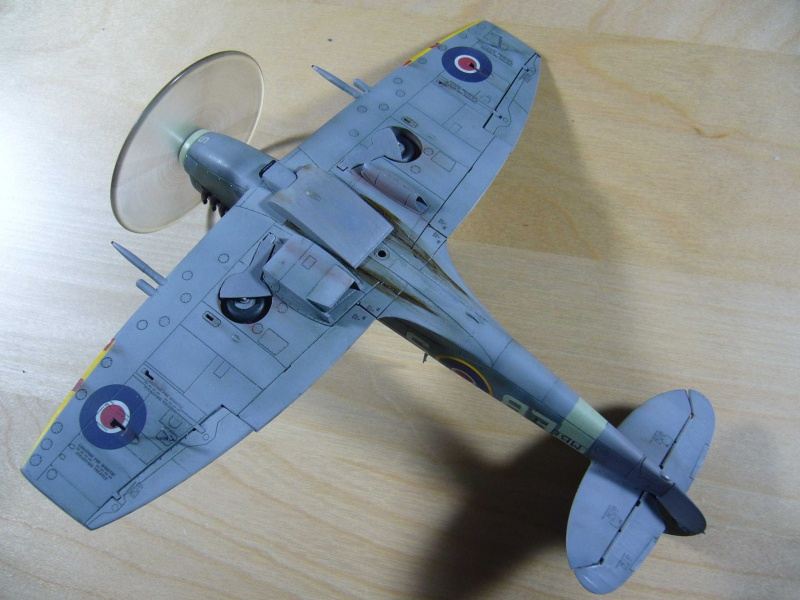 Spitfire XII du 41 RAF Sqn le 7 juin 1944, Airfix (projet AA) - Page 6 935319fini3